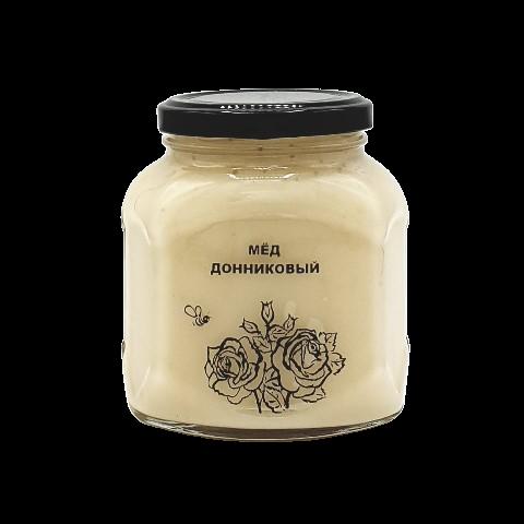 Мёд натуральный ДОННИКОВЫЙ, 500 гр