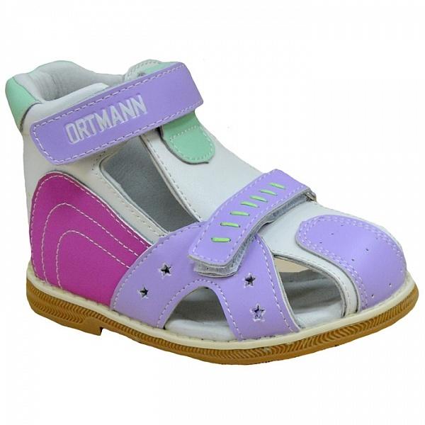 Обувь для девочек Детские ортопедические сандалии ORTMANN Kids Tonton 7.45.2 dd1d2101efc27006269332d60258560e.jpg