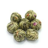 Китайский связанный чай «Цветочная корзина»