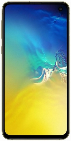 Смартфон Samsung Galaxy S10e 6/128GB (Цитрус) EAC