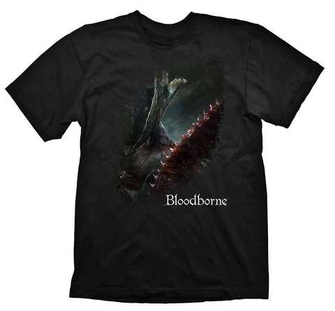 Футболка Bloodborne A Hunters Bloody Tool