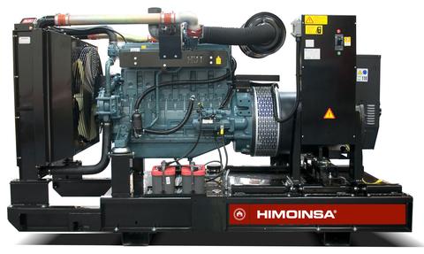 Дизельный генератор Himoinsa HDW-200 T5