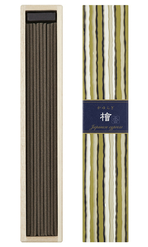 Японские благовония KAY Japanese Gipress 40шт