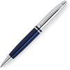 Cross Calais - Blue Chrome, шариковая ручка, M, BL
