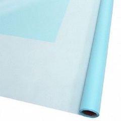 Пленка упаковочная матовая Голубая, 0,6*10 м, 200 г.