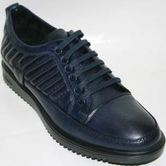 Стильные мужские туфли Bellini 12405 Blue