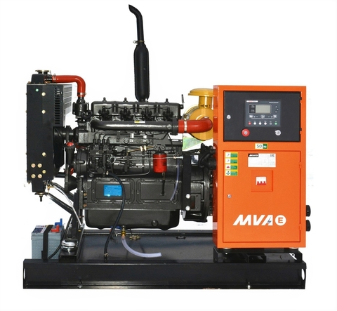 Дизельный генератор MVAE АД-10-400-Р