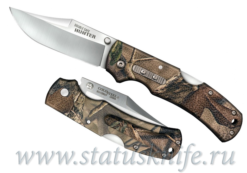 Нож Cold Steel 23JD Double Safe Hunter - фотография