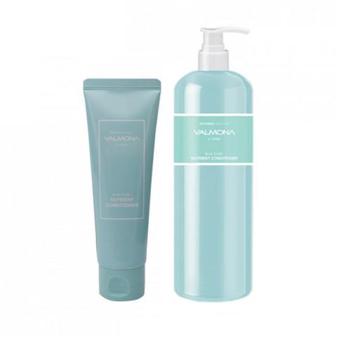 EVAS VALMONA Кондиционер для волос УВЛАЖНЕНИЕ Recharge Solution Blue Clinic Nutrient Conditioner