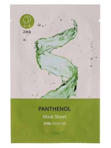 СМ BIO Маска на тканевой основе для лица BIO SOLUTION Moisturizing Panthenol Mask Sheet