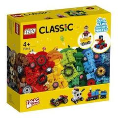 Lego konstruktor Classic Bricks and Wheels