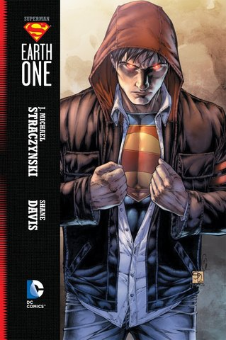 Superman. Earth One. Volume 1 (уценка)