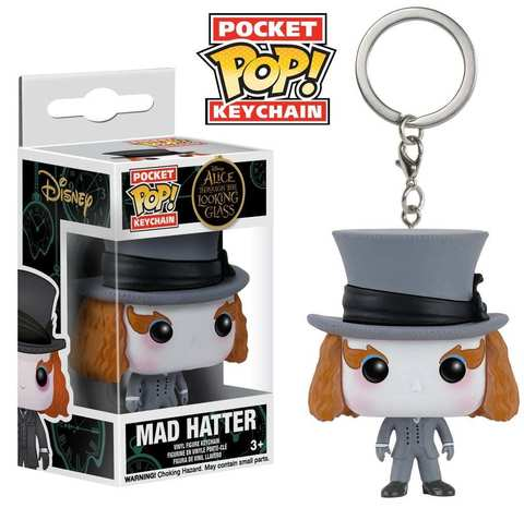 Брелок Pocket POP! Keychains Mad Hatter