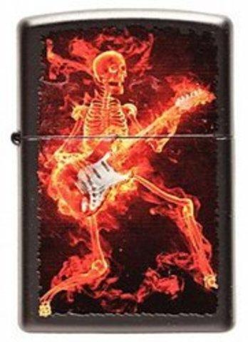 Зажигалка Zippo Guitarist