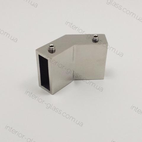 Соединитель трубы 30*10 мм 135° ST-306 PSS нерж. сталь