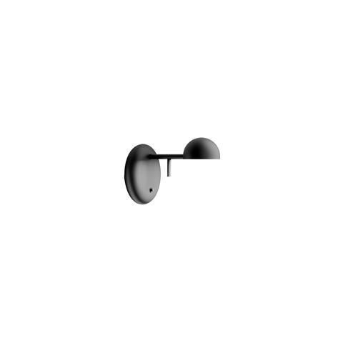 Настенный светильник копия Pin 1675 by Vibia (черный)