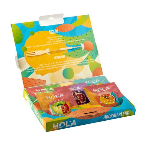 Подарочный набор Hola 5 вкусов