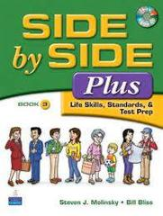 Side by Side Plus 3 eText Student Online Access...