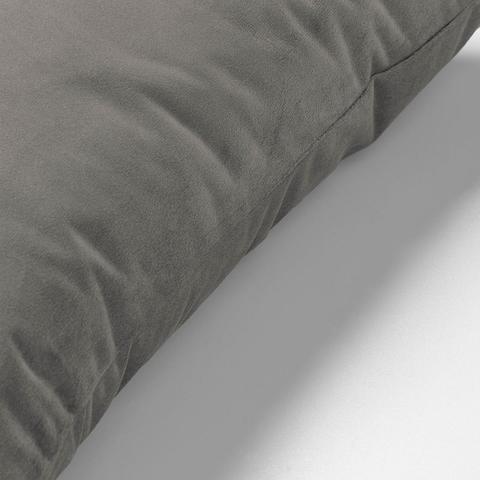 Чехол на подушку Jolie 45x45 серый