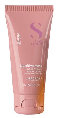 Маска для сухих волос Alfaparf Semi Di Lino Mousture Nutritive Mask