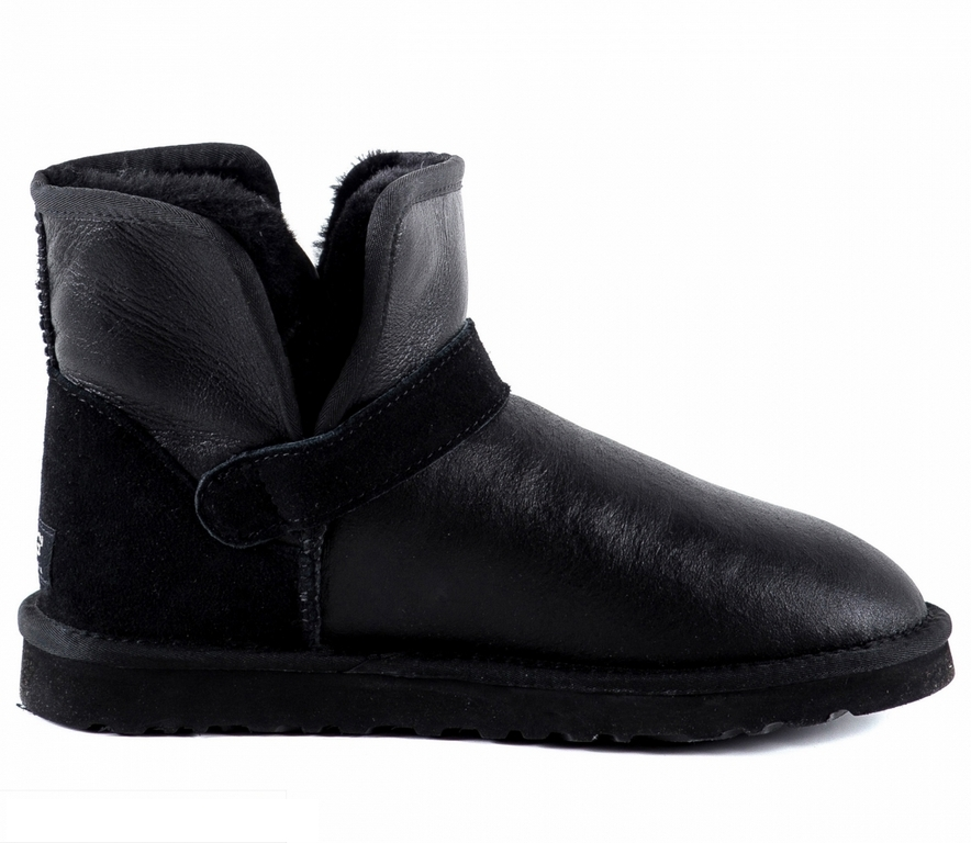 Мужские угги UGG Mini Dylyn Metallic Black