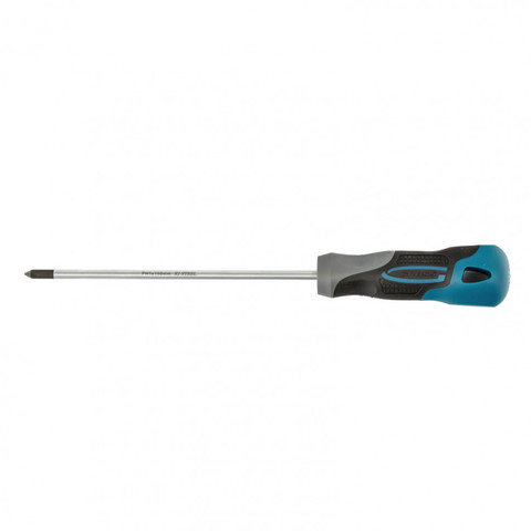 Отвертка PH1 x 150 мм, S2, трехкомпонентная ручка Gross