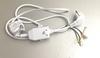 Сетевой электрический кабель с устройством защитного отключения для водонагревателей ТЕРМЕКС , Аристон и др. 65151728