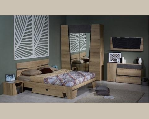 Спальня модульная СТРЕЗА-1