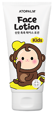 ATOPALM Face Lotion увлажняющий детский лосьон для лица 150мл