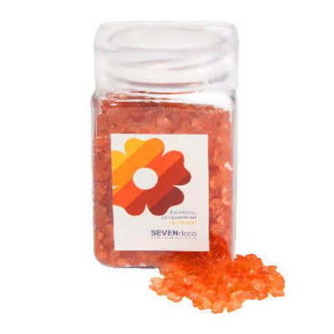 Кристаллы декоративные Оранжевый (стекло) 4-6 мм