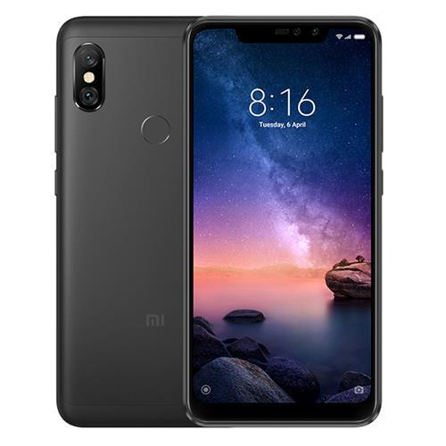 Xiaomi Redmi Note 6 Pro 3Gb/32Gb Black (Global Version)