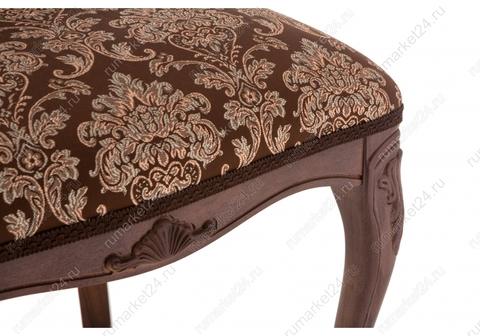 Стул деревянный кухонный, обеденный, для гостиной Руджеро орех / шоколад 50*50*107 Орех /Шоколад