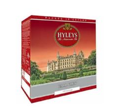 Çay \ Чай \ Black Tea Hyleys Earl Grey 100 q