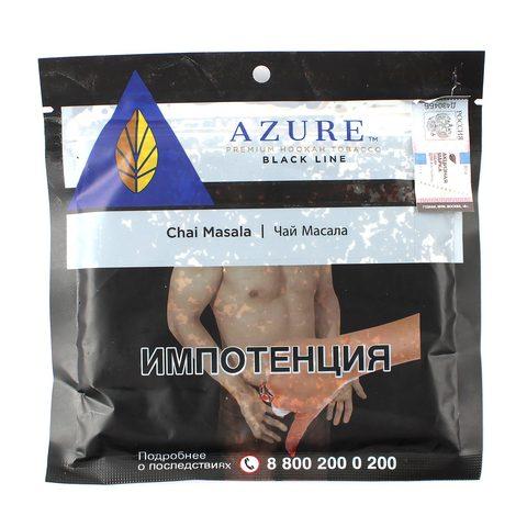 Табак для кальяна Azure Black Line Chai Masala 100 гр