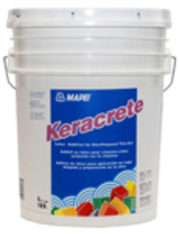 Mapei Keracrete/Мапей Керакрет латексная добавка в портландцемент и песок