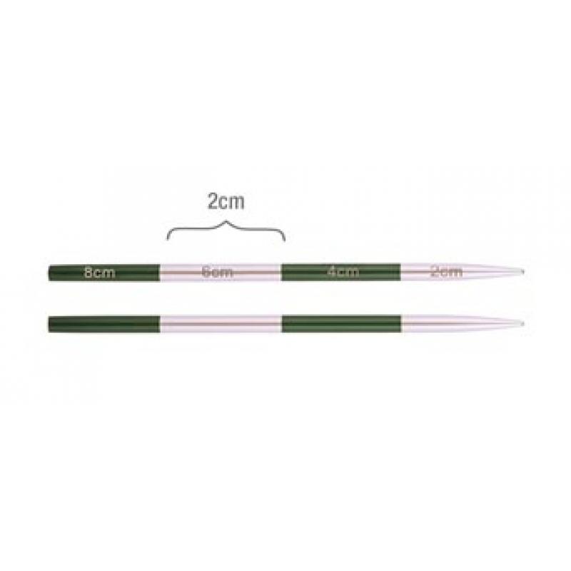 Спицы KnitPro SmartStix съемные укороченные 3,25 мм 42142