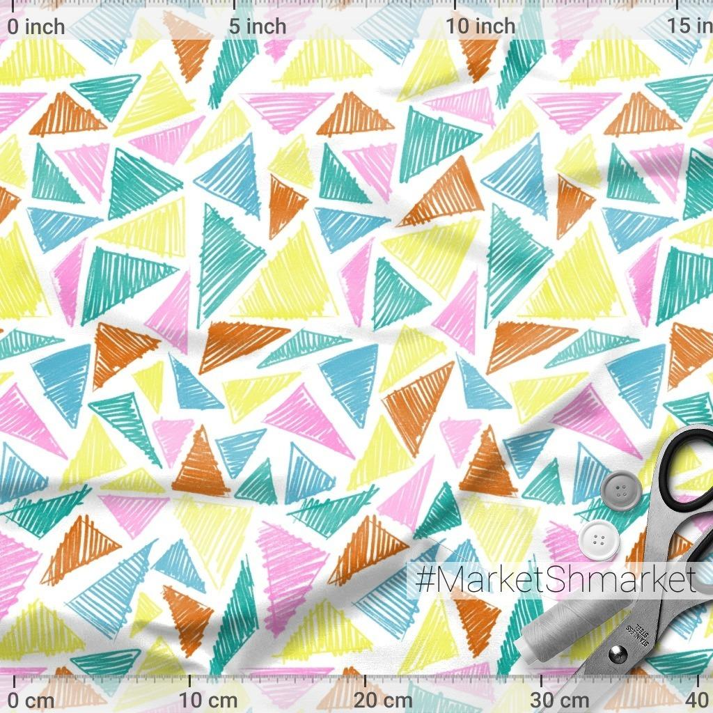 Цветные треугольники