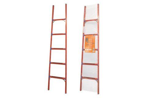 Лестница диэлектрическая ЛД-5, 5 ступеней, высота 2,0 м, до 50 кВ,