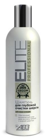 Elite Professional шампунь для кошек и собак для глубокой очистки шерсти 1л
