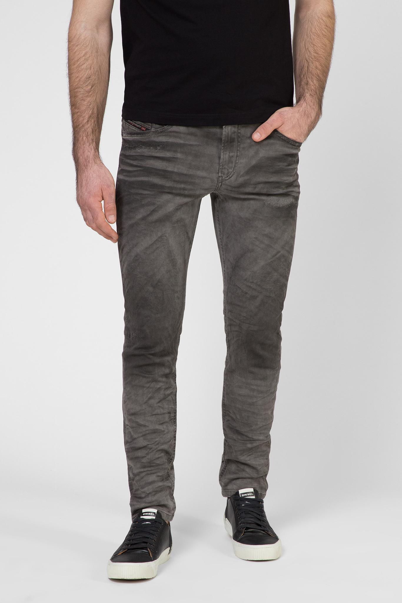 Мужские серые джинсы THOMMER CB-NE Diesel
