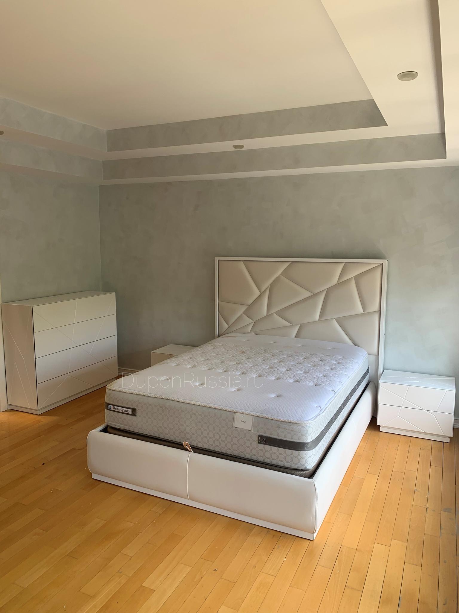 Спальня FRANCO KIU белая