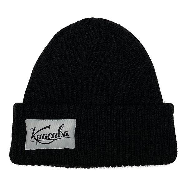 Шапка КРАСАВА Logo (Black)