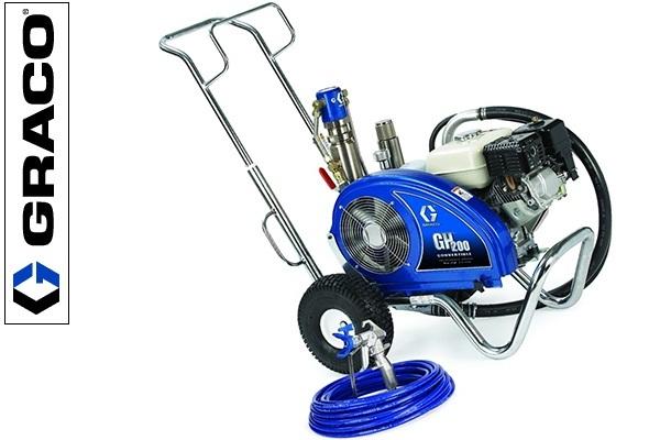 Гидравлический окрасочный аппарат GRACO DUTY MAX GH 300