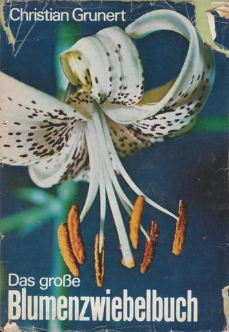 Das grosse Blumenzwiebelbuch