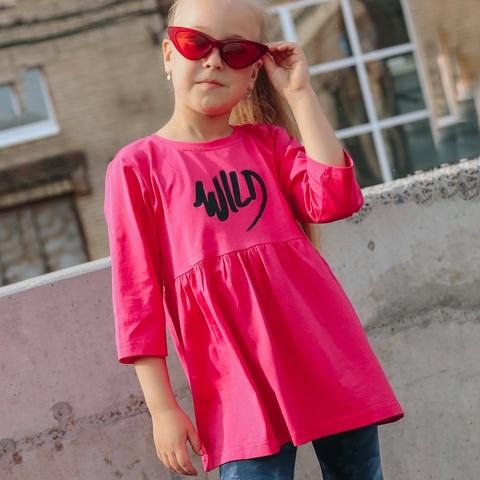 Туника WILD, розовый