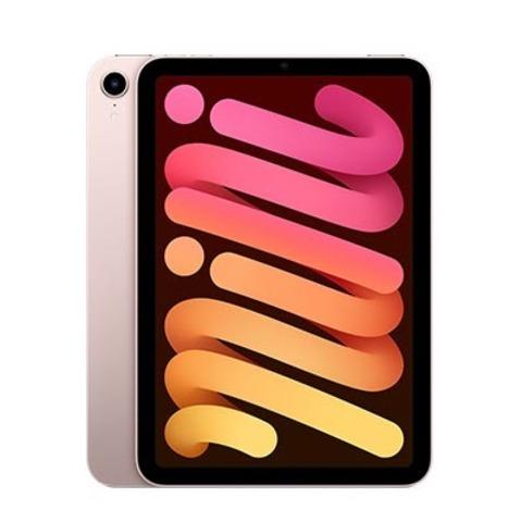iPad mini 2021, Wi-Fi, 64 ГБ, Розовый