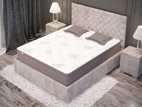 Премиальный Вид матраса на кровати