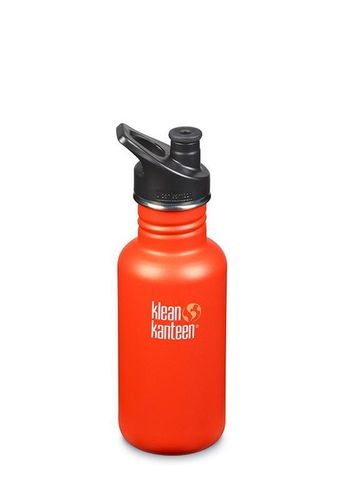 Бутылка Klean Kanteen Classic Sport 18oz (532 мл) Sierra Sunset