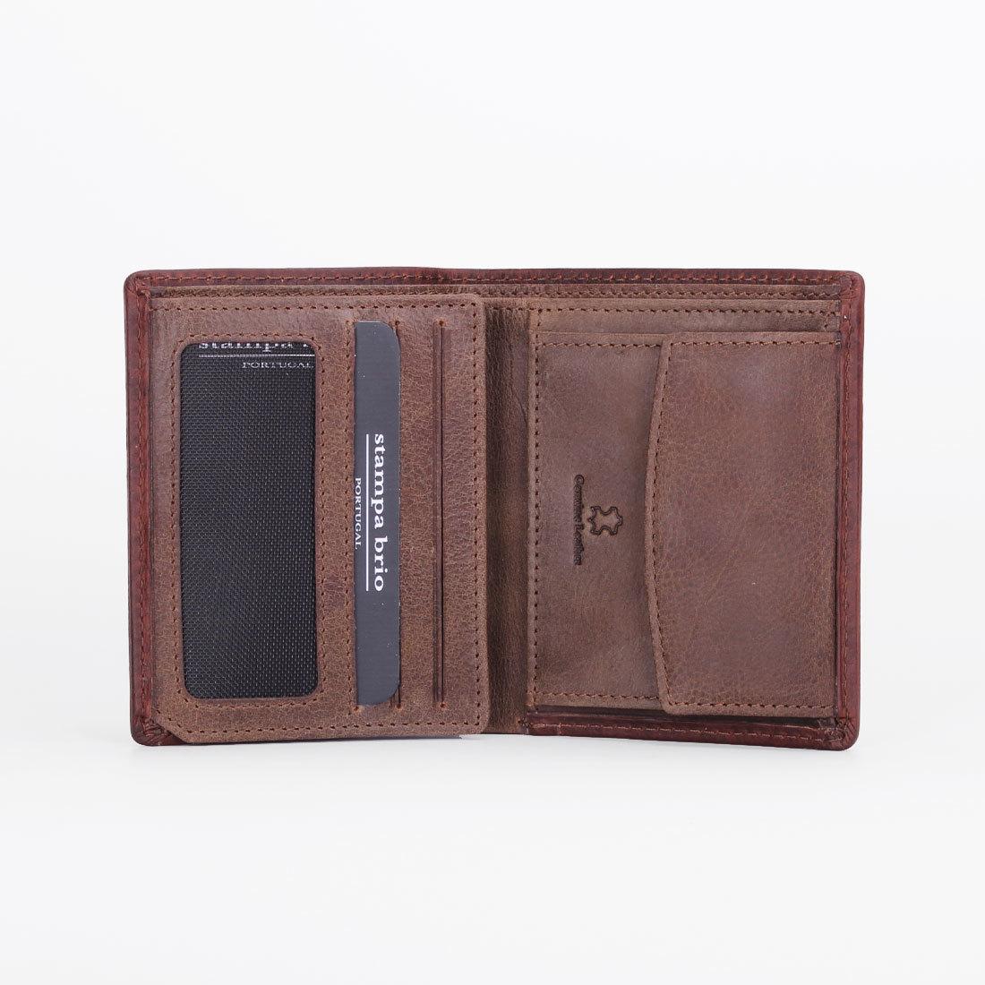619 R - Портмоне компактное с RFID защитой