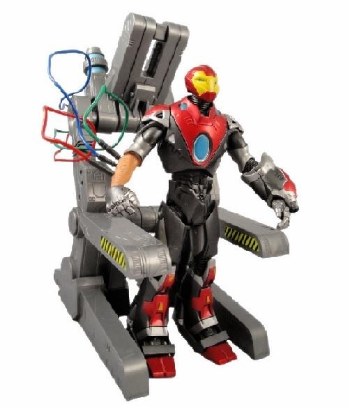 Марвел Селект фигурка Железный Человек Ультимат — Marvel Select Ultimate Iron Man